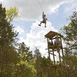 Soar into authentic eco-adventure at Branson Zipline & Canopy Tours