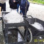Glacial Ice Sample