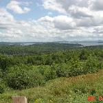 View of Grand East Lake