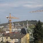 Blick (2009) auf den Aachener Dom