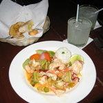 Tequilla Shrimp