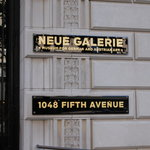 Neue Galerie in New York City
