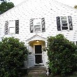 The Anchor House Entrance