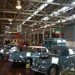 A sampling of the Citroen collection.