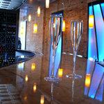 Park Avenue Wine Bar interior.