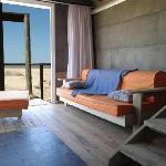 Arquiteturas diferenciadas -praia rústica e acolhedora