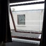 la vue de la chambre