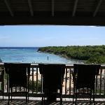 Blick von der Beach-Bar