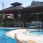 Pool Bar, Pool Table/Dart area