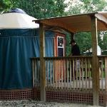 Yurt (outside)