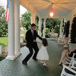 Dancing on the Front Porch