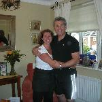 Our Hosts Brian & Julie