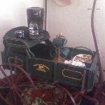 Coffee Station Extraordinaire!