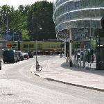 Baggot Rath beside Aviva and Dart Station
