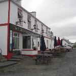 The Lighthouse - B and B/Pub.