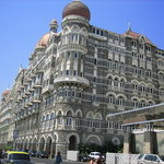Side View of Taj Palace