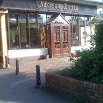 Outside Addison Lodge