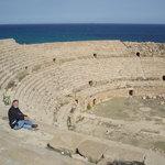 Amphi Theater in Leptis Magna (Lebda)