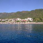 veiw from boat trip
