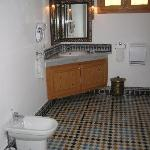 one of the suite bathrooms