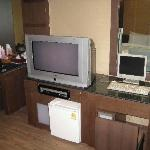 Computer and TV