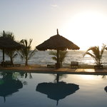 Sunrise at Amani Beach Hotel
