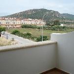 Vistas desde el balcón 1