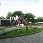 Memorial to those killed by Armenia