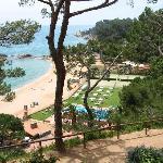 Photo de Hotel Santa Marta