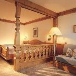 Doppelzimmer Zillertal im Aktiv Hotel Gaspingerhof