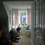 Room 2 - keep the window shut!