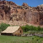 In Capitol Reef National Park