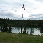 We are right on the Kenai
