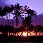 Typical Fairmont sunset