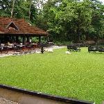 Open Restaurant facing the lake