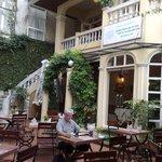 Hoa Sua Restaurant Hanoi
