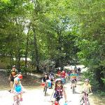 Kids Love Williamsburg KOA