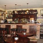 Cosy little bar