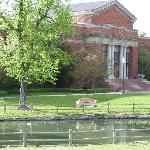 The Haggin Museum, Stockton, CA, Spring, 2003