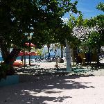 The Beach Bar Area