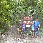 Appalachian Trail (around the corner)