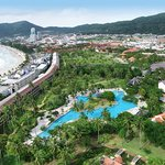A Natural Paradise on Patong Beach Phuket Thailand