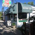 Western Cafe, Bozeman, Montana