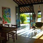 Sala de Visita / Living Area