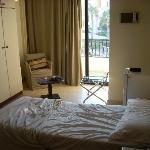 stanza da letto tripla