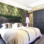 Chambre hotel Edouard 7