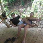 Hammock at the Cabana