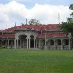 Auf dem Gelände von Vimanmek Mansion