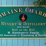 Feels very European, a famiy run winery & distillery