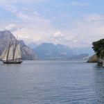 North Lake Garda from Malcesine